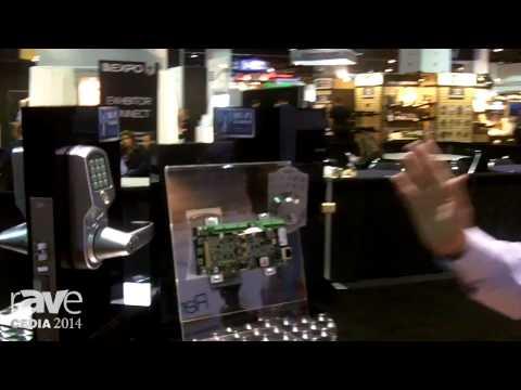 CEDIA 2014: LockState Integrates Cloud Based Controls into their Door Locks