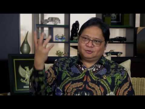 Interview with Industry Minister Airlangga Hartarto