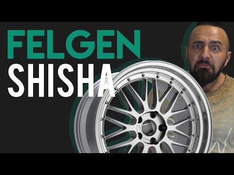 Shisha Tutorial | Felgen Shisha | Husni Ashraf 🔱
