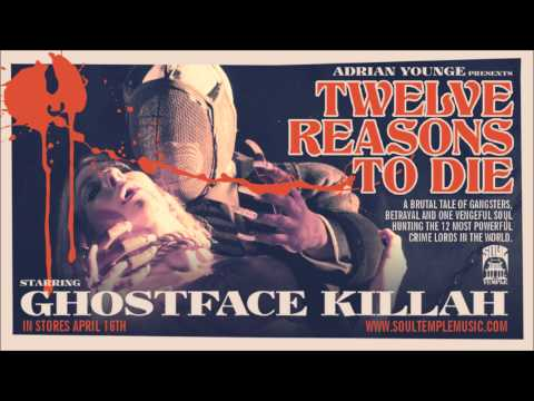 """Ghostface Killah & Adrian Younge - """"Enemies All Around Me (feat. William Hart of The Delfonics)"""""""