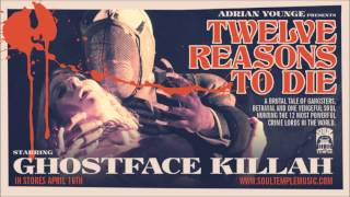 "Ghostface Killah & Adrian Younge - ""Enemies All Around Me (feat. William Hart of The Delfonics)"""
