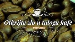 Otkrijte zlo u talogu kafe