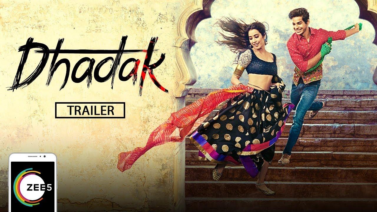 Download Dhadak Full Movie | Janhvi Kapoor, Ishaan Khatter | Streaming Now On ZEE5