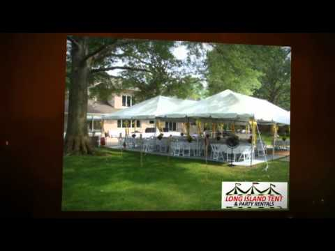 Suffolk County New York Long Island Tent Party Rental YouTube