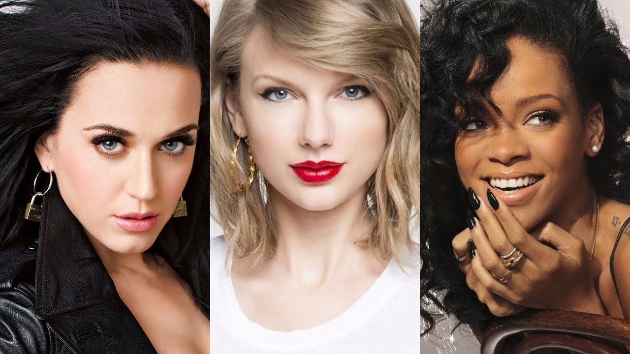 Top 50 Most Viewed Songs By Female Artists In Youtube History Youtube