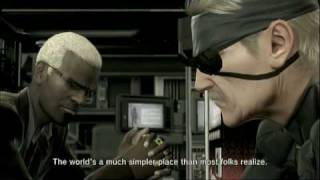 MGS4 20 Act 2 [4/16]- Found Drebin Again