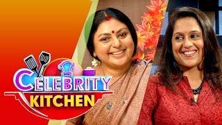 Actresses Raji & Sri Ranjini in Celebrity Kitchen (17/05/2015)