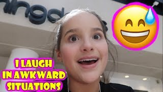 I Laugh in Awkward Situations 😅 (WK 338.5) | Bratayley