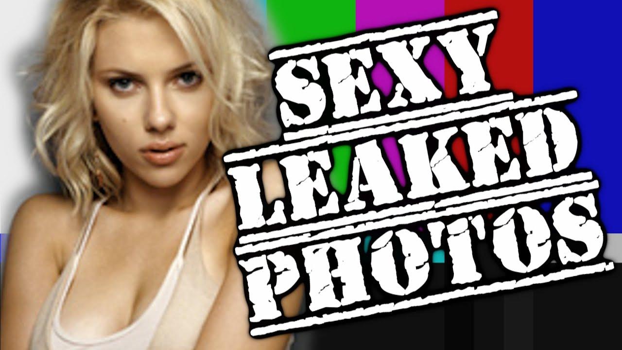 leaked Scarlett johansson