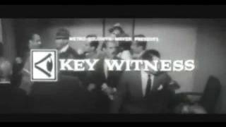 Key Witness - Film Trailer - 1960