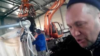 Работа в Корее на морской капусте Миёк. На фабрике