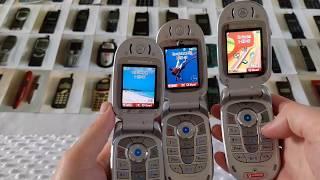 Motorola V525 & Ringtones (2003)