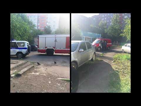 Взрыв машины в Магнитогорске. Пострадал таджикский мигрант.