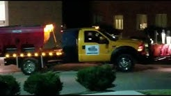 Salt Spreader servicing Merwick Care & Rehabilitation Center in Plainsboro NJ