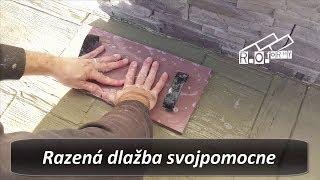 Ako si vyrobiť drevenú dlažbu