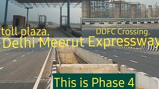 delhi meerut expressway, journey from partapur to dasna