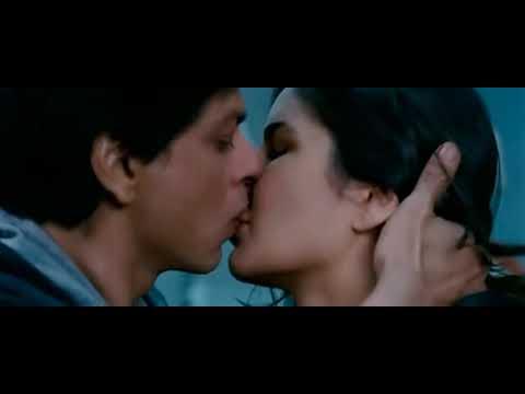 Image result for shahrukh khan kiss jab tak hai jaan