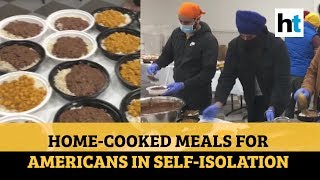 Coronavirus: Sikhs prepare over 30,000 free meal packets for Americans in self-isolation