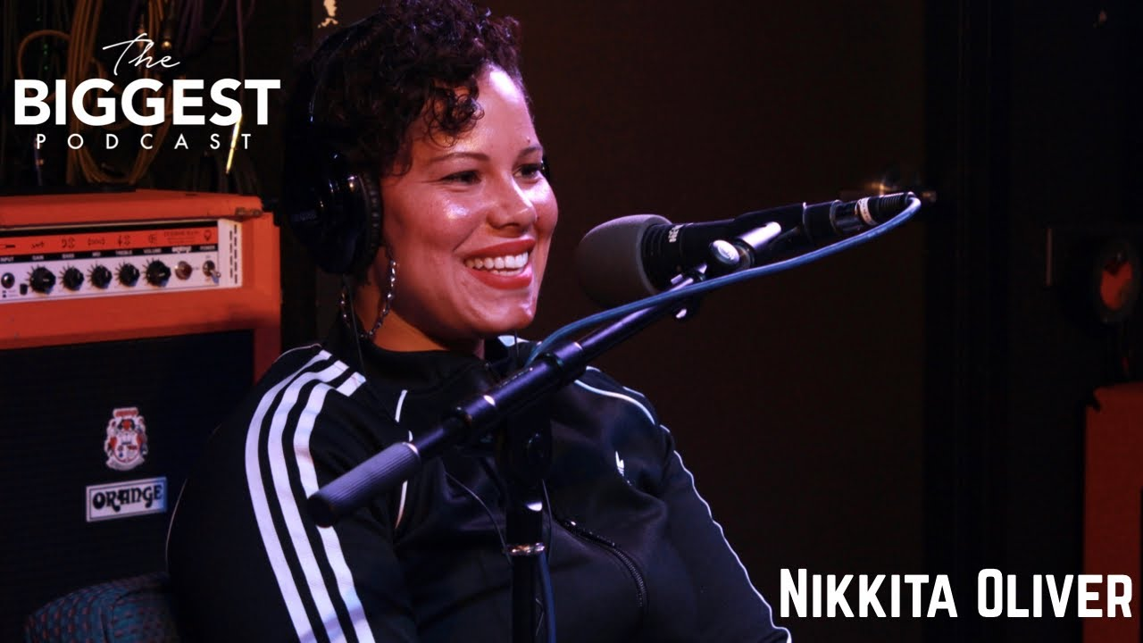 The Biggest Podcast #90 Nikkita Oliver