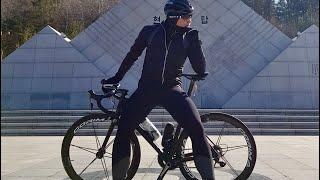 자전거 동계의류 끝판왕…