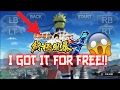 Naruto Shippuden Ultimate Ninja Storm 4 | Android Gameplay And How To Get It For Free!!