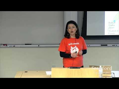 Stanford Seminar - Keiko Koda of AsMama Inc.
