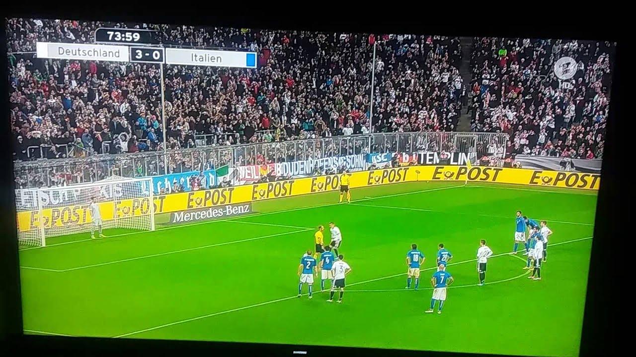 Elfmeter Italien Deutschland