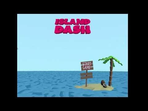 Island Dash How do you Coconut