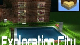 Exploration Lite Minecraft City