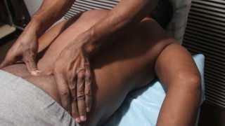 head shoulders back massage neck crack by oudin on raheem part 3 world s best