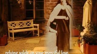 Saint Thérèse's Canticle of Love   Sr Marie Thérèse Sokol, OCD