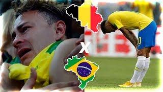 BRASIL FORA: O VÍDEO MAIS TRISTE DO DESIMPEDIDOS