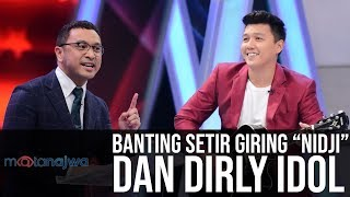 "Video Mata Najwa Part 1 - Mendadak Caleg: Banting Setir Giring ""Nidji"" dan Dirly ""Idol"" download MP3, 3GP, MP4, WEBM, AVI, FLV Januari 2019"