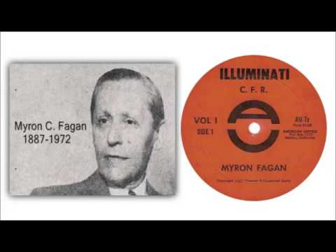 1967 Speech by Myron C Fagan ALL About Illuminati, Zionism, Masonry, Skull & Bones, The CFR awesome!