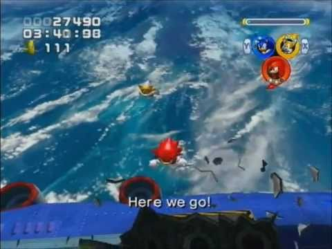 Sonic Heroes: Super Hard Mode - All Stages