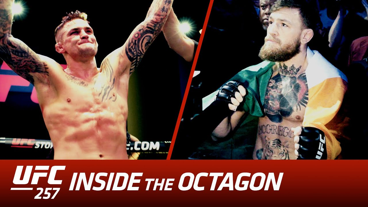UFC 257: Inside the Octagon - Poirier vs McGregor 2