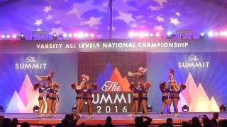 california all stars platinum the summit 2016 small senior level 2