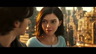 New ALITA:BATTLE ANGEL Trailer #2 HD 2018