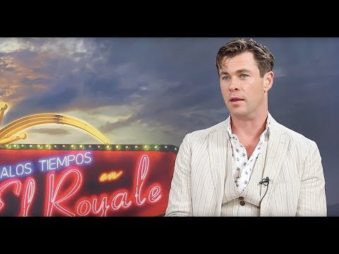 Bad Times At The El Royale – Chris Hemsworth and Drew Goddard P  Empire Magazine