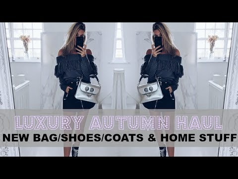 LUXURY FASHION/HIGH-STREET/HOME/BEAUTY HAUL AUTUMN | CHARLOTTE SIMONE GIVEAWAY WINNER ANNOUNCED