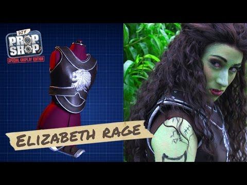 Warcraft: Garona's Armor - DIY Prop Shop (Special Cosplay Edition)