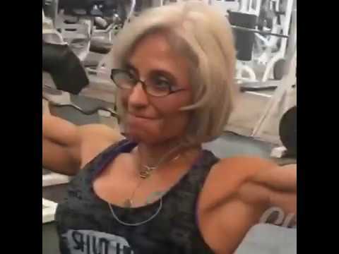 bodybuilders Female mature
