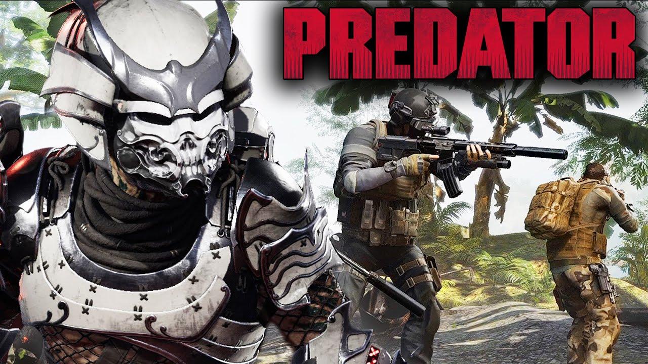 Ghost Samurai Predator Ambush - Predator Hunting Graunds