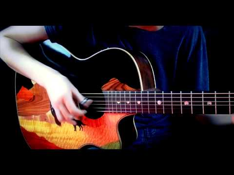 Radioactive - Imagine Dragons - Fingerstyle Guitar Cover