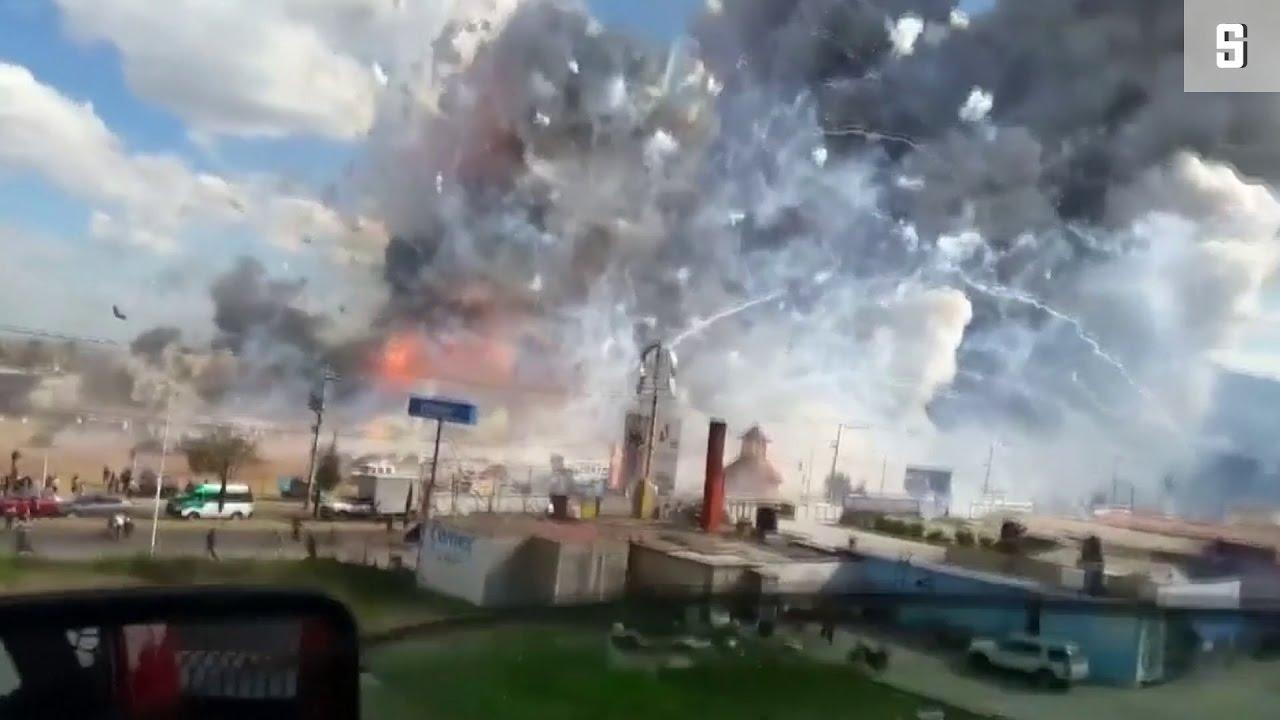 Feuerwerk Fabrik