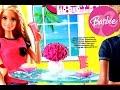 Barbie Stół z Krzesłami / Barbie My Style House Dinner Date - Mattel - Kraina Zabawek