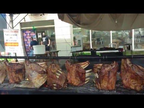 Authentic Brazilian Barbecue - Brazil