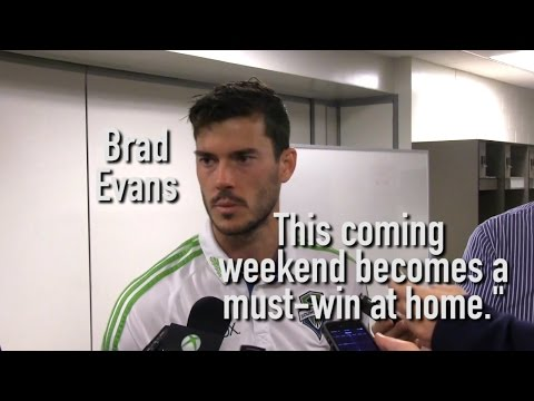 Interview: Brad Evans at San Jose Earthquakes