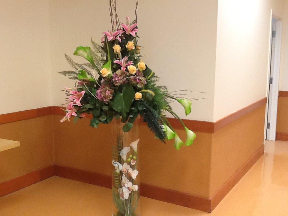 Decoracion Floral Para Centro Comercialenglish Subtitles