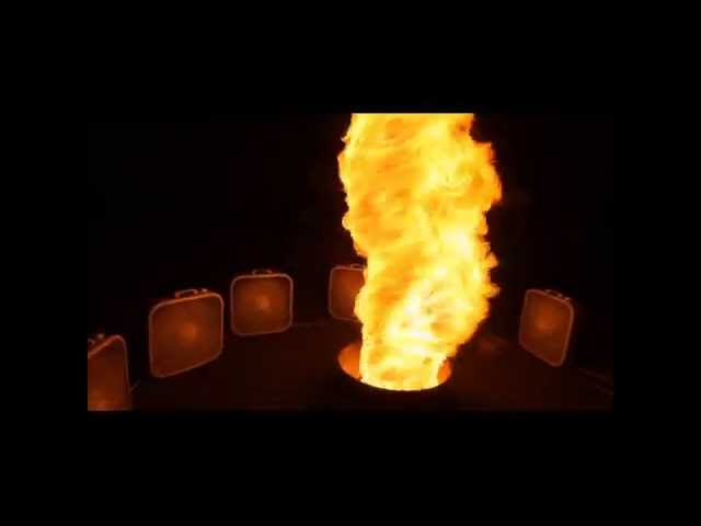 FIRE TORNADO!!!!